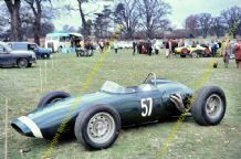 BRM P48 Tony Griffiths Ragley Hall hillclimb 1964 (b)